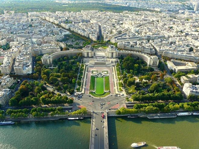 Nhung ly do khien du khach phai den Paris trong nam 2018 hinh anh 9