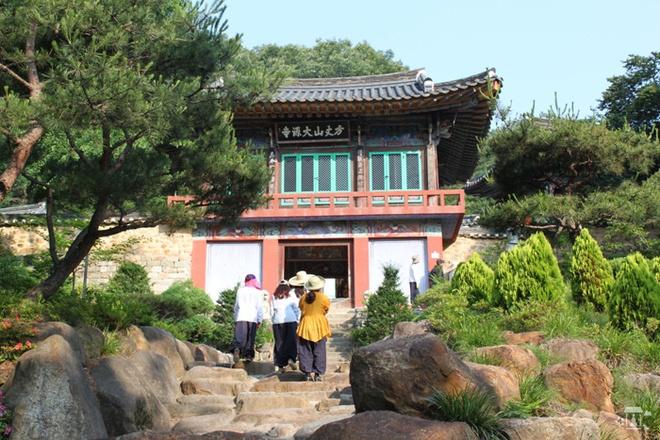 Ve dep cua que huong HLV Park Hang Seo hinh anh 5