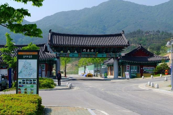Ve dep cua que huong HLV Park Hang Seo hinh anh 14