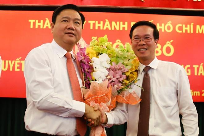 Ong Vo Van Thuong lam Truong ban Tuyen giao Trung uong hinh anh