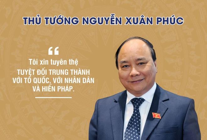 Infographic Thu tuong Nguyen Xuan Phuc hinh anh