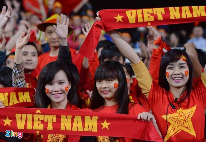 Du kien 40.000 nguoi co vu U23 Viet Nam tai 'fanzone' My Dinh hinh anh