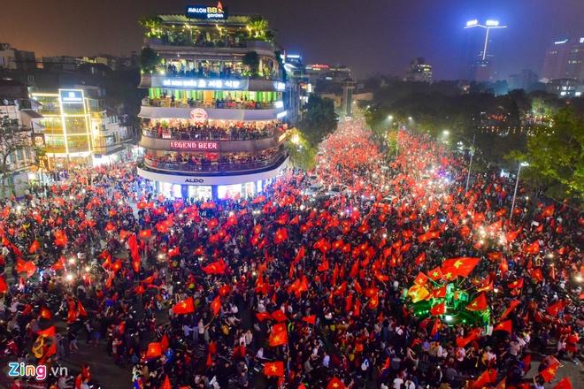 Du kien 40.000 nguoi co vu U23 Viet Nam tai 'fanzone' My Dinh hinh anh 3