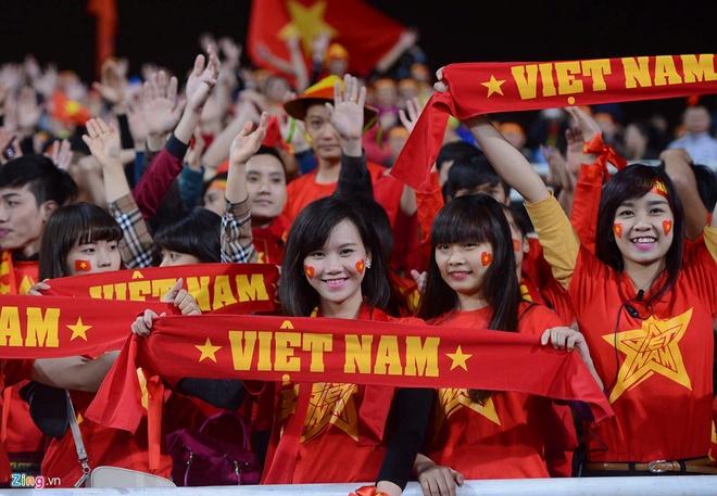 Du kien 40.000 nguoi co vu U23 Viet Nam tai 'fanzone' My Dinh hinh anh 1