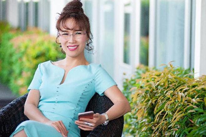 Co phieu Vietjet tang nong, ba Phuong Thao co them nghin ty hinh anh