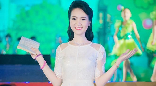 BTV Thuy Van: Chon nghe truyen hinh phai dam hy sinh hinh anh