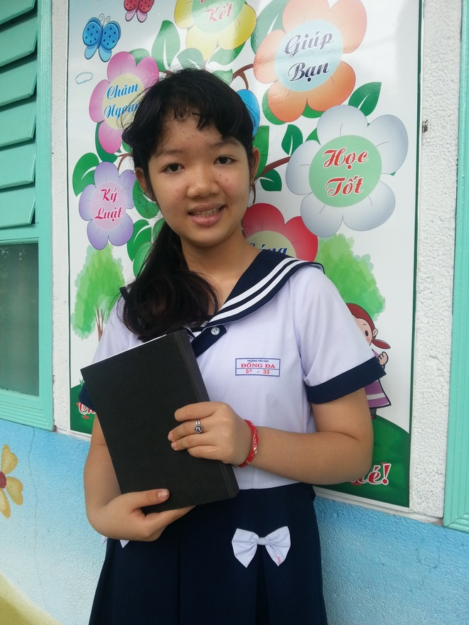 Hoc sinh lop 5 thi IELTS dat 7.0 hinh anh 1