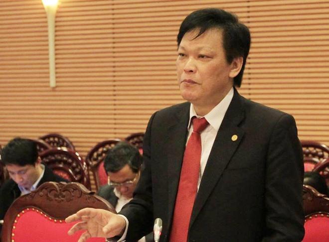 Thu truong Bo Noi vu: 'Hai con toi du hoc cung khong ve' hinh anh 1