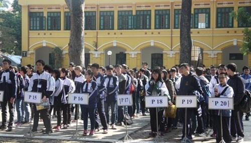 Gan 700 hoc sinh Viet Nam du ky thi gioi Toan Hoa Ky hinh anh 1