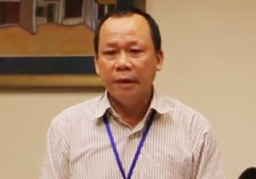 GS.TS Nguyen Van Hiep noi de ve tai 'Ninh trong tieng Viet' hinh anh