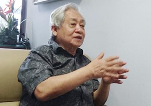 GS Pham Tat Dong: Nhieu lo hong trong dao tao tien si hinh anh