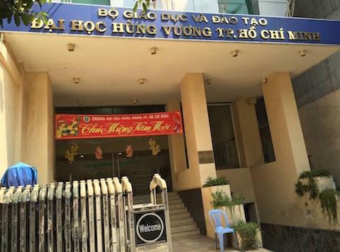 DH Hung Vuong to chuc dai hoi co dong bat thuong hinh anh 1