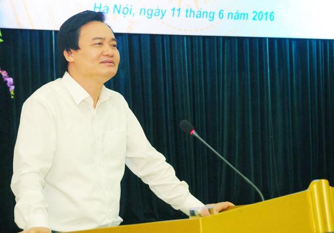 Bo truong Giao duc: 'Khong lam voi va au day, hoc ngoai ngu' hinh anh