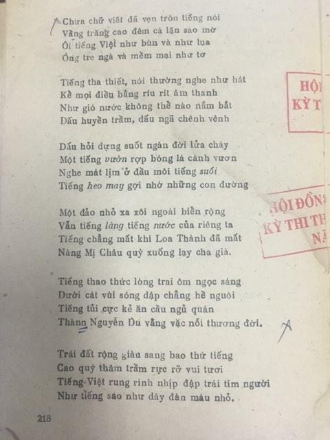 Bo GD&DT khang dinh de Van khong sai, khong lo de hinh anh 2