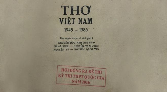 Bo GD&DT khang dinh de Van khong sai, khong lo de hinh anh