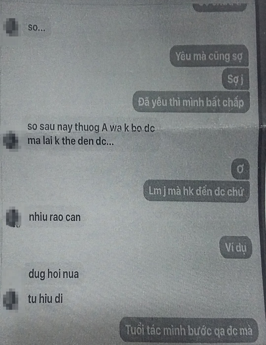 TP HCM: Co giao bi to yeu nam sinh lop 8 hinh anh 1