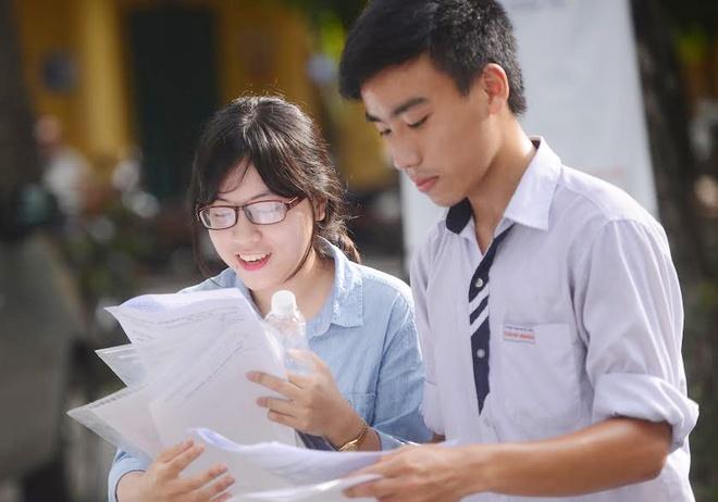 Diem chuan dai hoc 2016: 146 truong da cong bo hinh anh