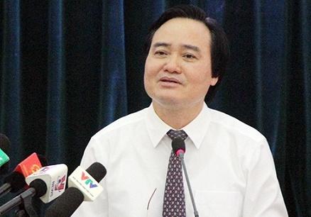 Bo truong Phung Xuan Nha: Giao duc la phai doi moi hinh anh 1