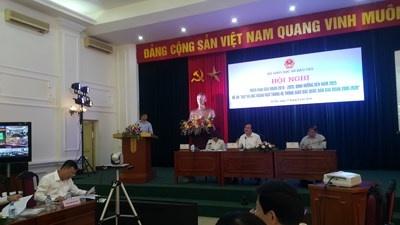 Bo Giao duc dieu chinh muc tieu de an ngoai ngu den nam 2020 hinh anh 1
