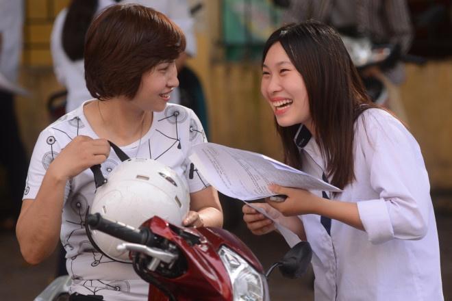 Bo GD&DT chua nhan duoc de an thi tot nghiep THPT cua TP.HCM hinh anh 1