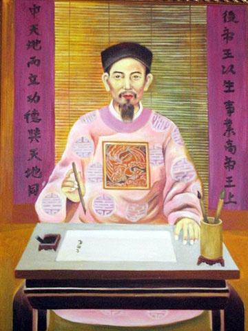 Chu Van An anh 1