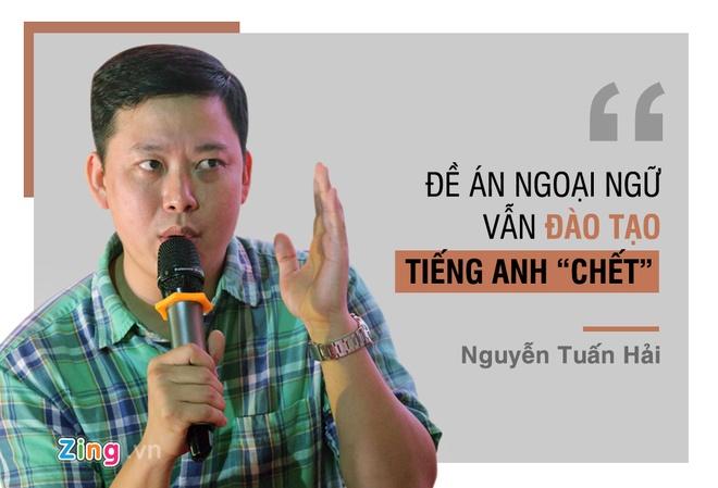 De an ngoai ngu quoc gia: 'Nguy co that bai duoc bao truoc' hinh anh 1