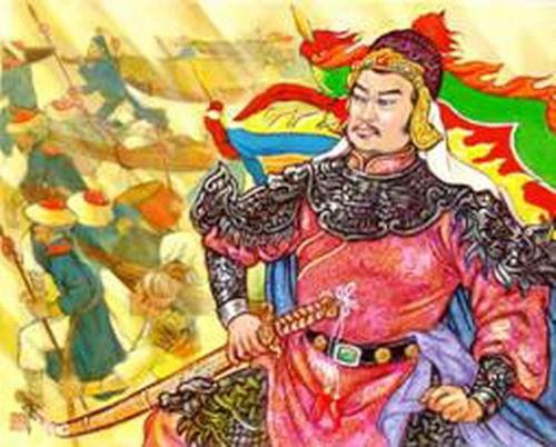 Vua Quang Trung anh 1