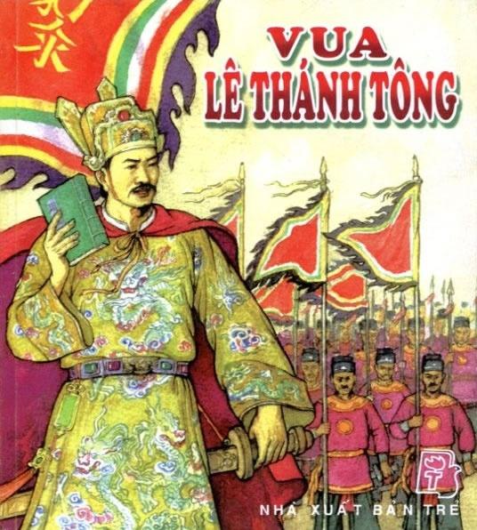 Vua Le Thanh Tong va chuyen 'trong doi canh con doc sach' hinh anh 1