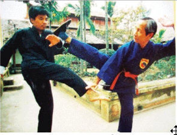 Vo su Viet noi tieng nao la dong mon voi Ly Tieu Long? hinh anh