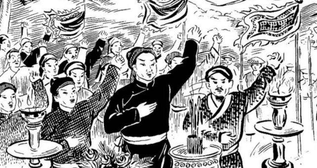 Nguoi Viet nao tung bat song 3 tuong khet tieng cua quan Minh? hinh anh 1