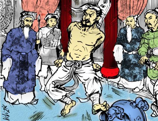 Hau due vua Le Dai Hanh va cai chet lam liet o troi Nam hinh anh