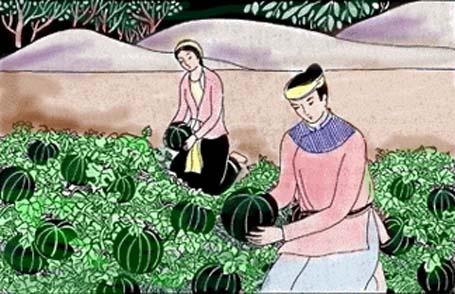 Hon dao Mai An Tiem bi luu day va trong dua hau thuoc tinh nao? hinh anh