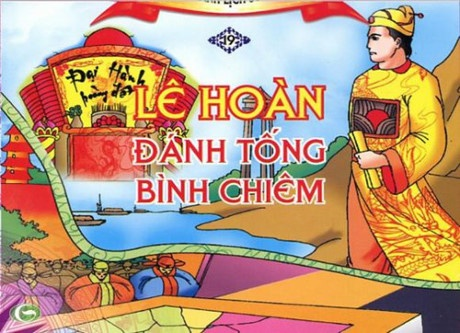 Vua Le Dai Hanh va chuyen khong quy lay khi nhan chieu chi phuong Bac hinh anh 1