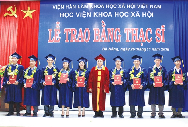 Nhieu truong song nho dao tao thac si hinh anh 1
