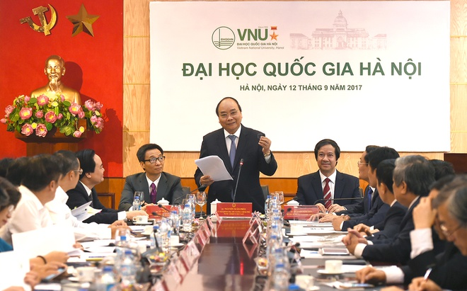 Thu tuong: Quyet tam xay dung do thi dai hoc tam co quoc te hinh anh 1