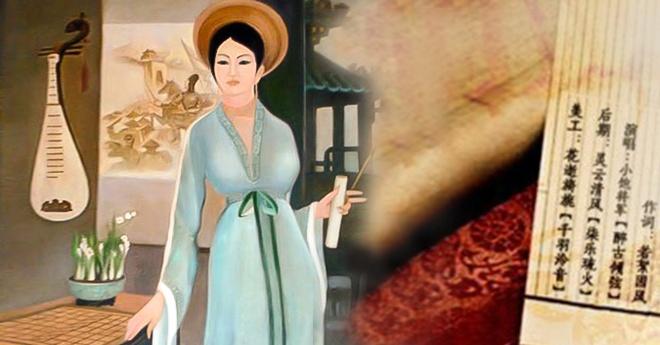Ai la phu nu Viet dau tien lay chong Nhat Ban? hinh anh 1