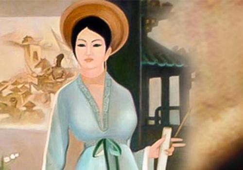 Ai la phu nu Viet dau tien lay chong Nhat Ban? hinh anh