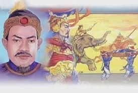 Vua Quang Trung va cuoc cai cach lich su ve chu viet hinh anh 1