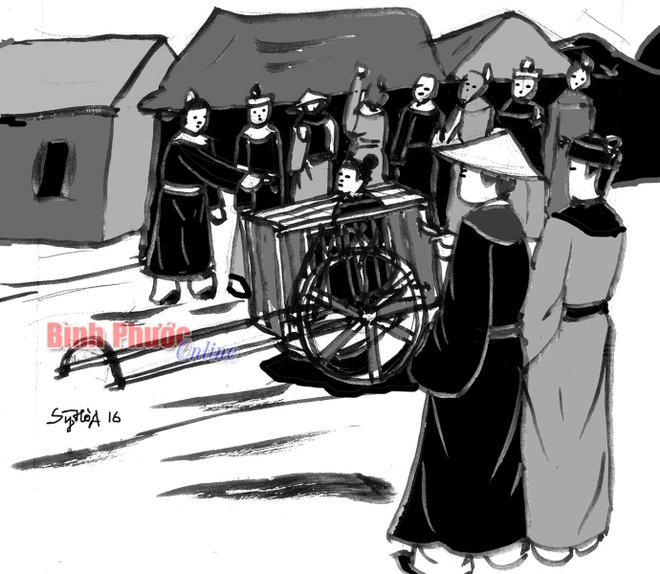 Ai nhan hoi lo 10 mam vang cua giac khien vua Tran tu tran? hinh anh 8
