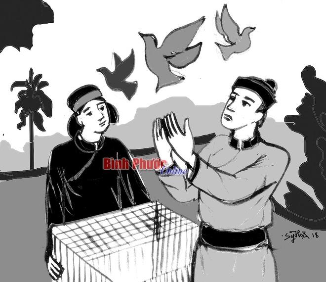 Ai la thu linh cua 'doi quan' chim bo cau doc nhat trong su Viet? hinh anh 3
