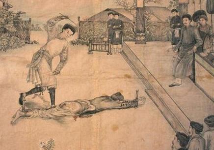 Ai bi vua Minh Mang chat tay vi tham nhung? hinh anh 3