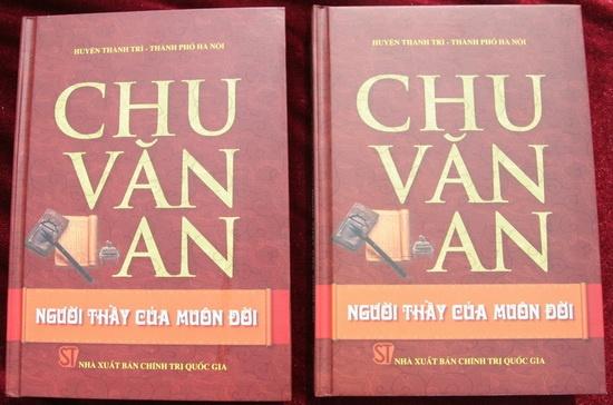 Te tuong nao tung quy goi ta toi ben giuong thay Chu Van An? hinh anh 6