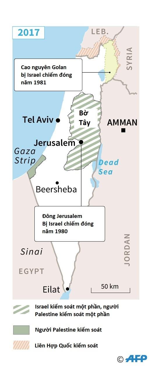 Quan doi Israel khong kich nhieu muc tieu tren dai Gaza hinh anh 2