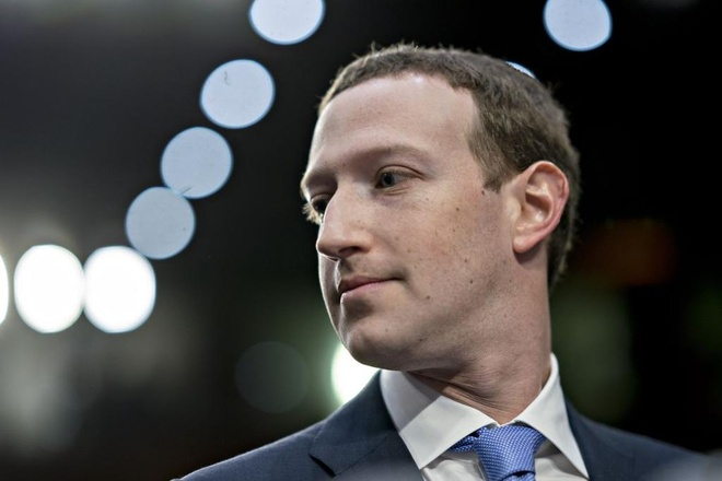 Dieu tran o Nghi vien chau Au, Mark Zuckerberg chiu chi trich gay gat hinh anh