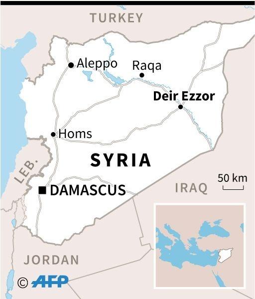 4 binh si Nga thiet mang trong vu phao kich o Syria hinh anh 2