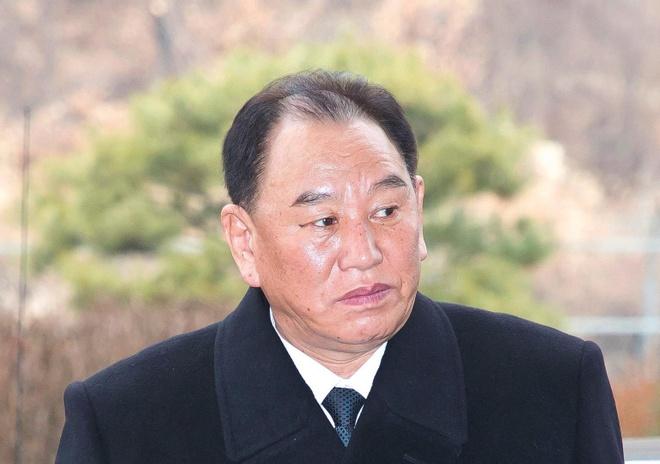 Kim Yong Chol - Tu linh gac, can ve den trum tinh bao Trieu Tien hinh anh