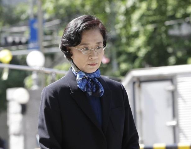 Canh sat Han Quoc xin lenh bat 'nu vuong' Korean Air hinh anh