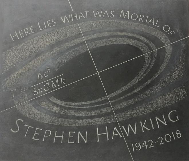 Gui giong noi Stephen Hawking di 3.500 nam anh sang hinh anh 2