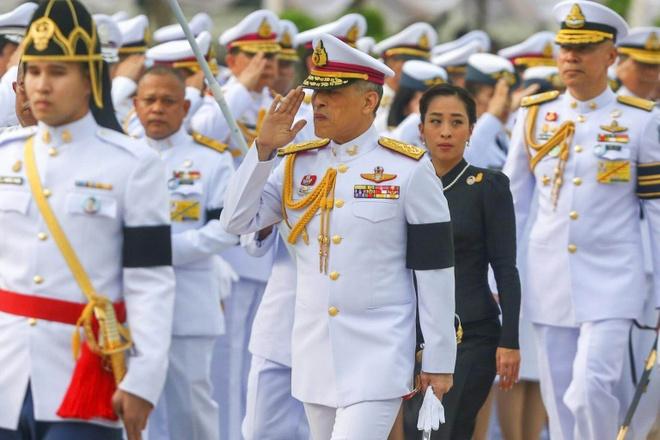 vua Thai Lan nhan tai san anh 2