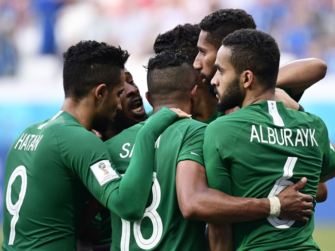 Saudi Arabia phu nhan 'cau trom' song World Cup tu Qatar hinh anh 1